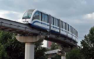 Наземне метро в Підмосков'ї у 2020 році: схема, нове