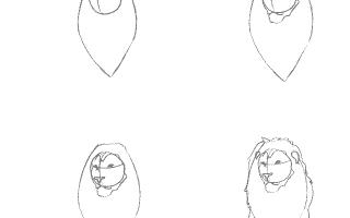 Малюнки олівцем для срісовкі. Дуже легкі і красиві малюнки для початківців