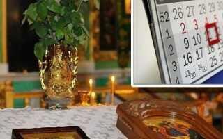 Церковні свята в червні 2020: календар на кожен день