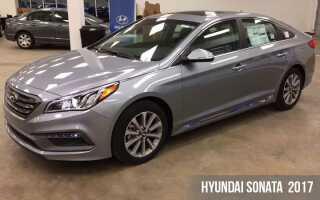 Новий Hyundai Sonata 2020 | фото, ціна, характеристики