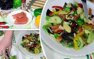 Салат Мімоза з сайра — 4 рецепта