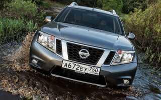 Nissan Terrano 2018-2019 | новий Ніссан Террано, фото, ціна