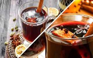 Глінтвейн: 14 класичних рецептів в домашніх умовах