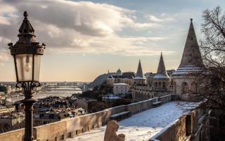 Новий 2019 рік у Будапешті: погода в січні, ціни на відпочинок