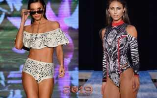 Купальники 2019 року: модні тенденції | фото, мода
