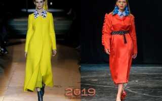 Модні пальто осінь-зима 2018-2019: трендові моделі, фото