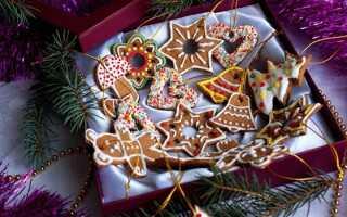 Пряники на Новий 2020 рік Щура | новорічний рецепт