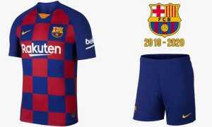 Форма Барселони на сезон 2019-2020 | нова, фото