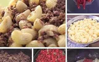 Макарони по флотськи. Класичні рецепти приготування макаронів по-флотськи