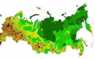 Міста-мільйонники Росії в 2019 році: список