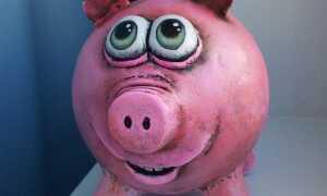Свиня — символ 2019 року своїми руками | талісман