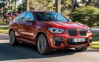 Новий BMW X4 2019 | фото, ціна, характеристики