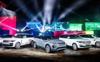 Новий Range Rover Evoque 2019 року | фото, відео, характеристики