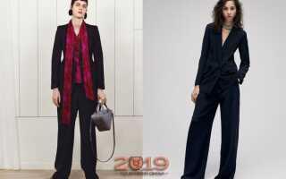 Модні брюки осінь-зима 2018-2019   мода, фото