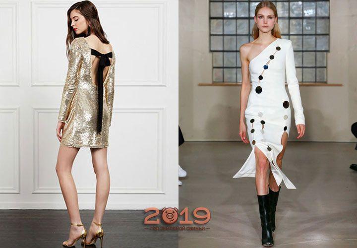 12abacad7418c8 Новорічні сукні 2019 року: яке плаття надягти на Новий рік, фото