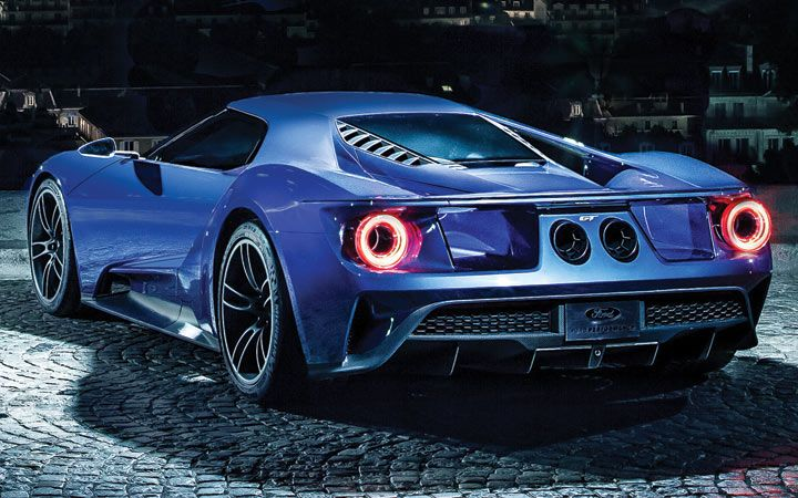 Ford GT 2018-2019