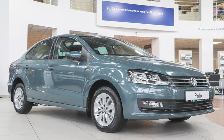 Екстер'єр Volkswagen Polo Connect 2019-2020